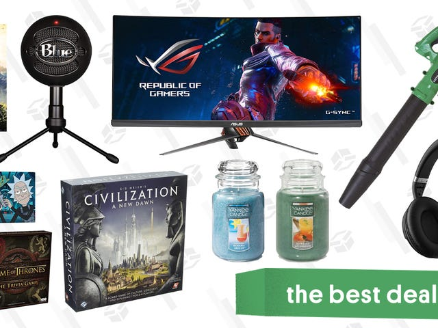 Wednesday's Best Deals: Board Games and Things That Aren't Board Games