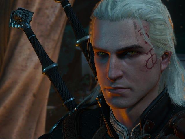 Το Young Geralt Mod Μου δίνει <i>Witcher</i> Συμπληρωμένους <i>Witcher</i>