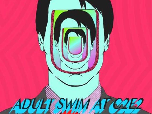 ReedPOP Announces Adult Swim Panel Block At C2E2