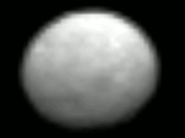 Dit is de Dwergplaneet die Ceres op zijn as spint