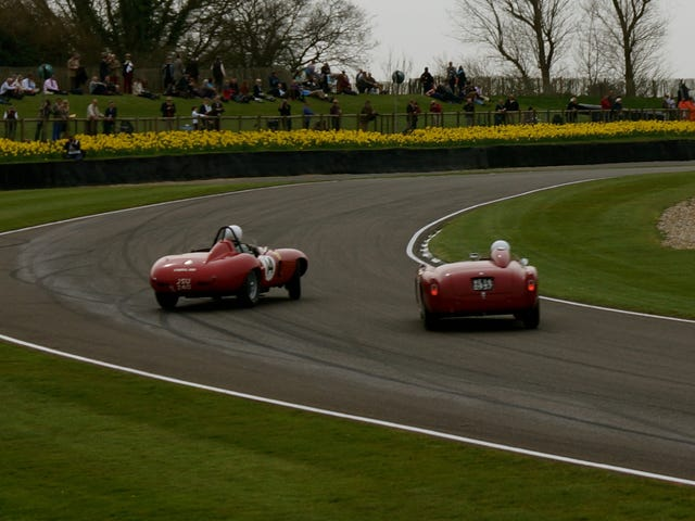 72nd Members Meeting Wows Goodwood