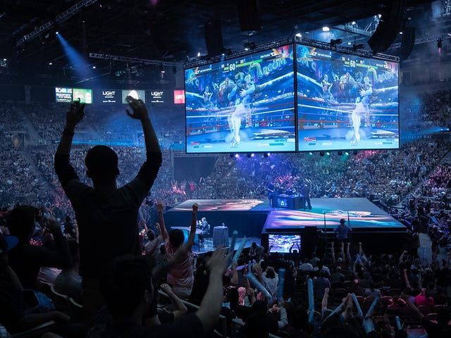 Everything Announced at EVO 2017
