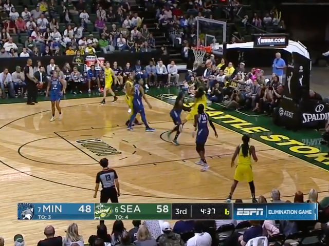 Jordin Canada Might Just Be The Heir To Sue Bird's Throne