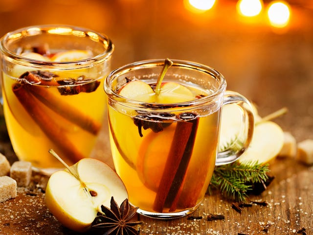 Spike Glee: The best ways to booze up hot cider