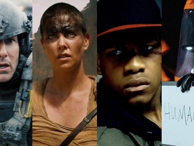 io9 March Madness: What's the Best Sci-Fi/Fantasy Film of the Past Decade?
