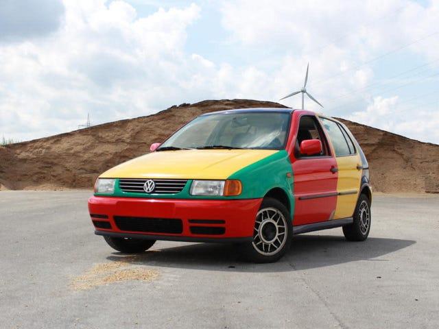 Planen Sie jetzt den Import dieses Volkswagen Polo Harlekin