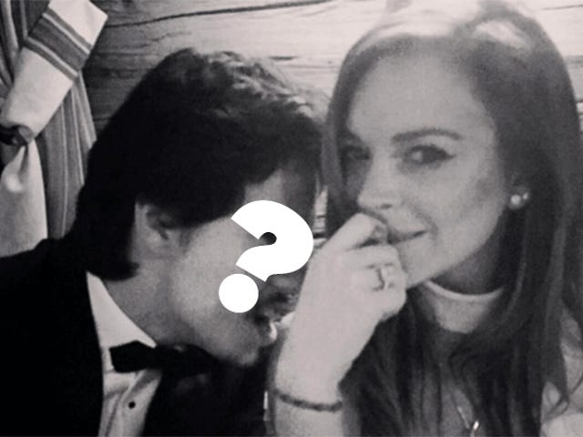 Here's Everything We Know About Lindsay Lohan's Maybe-Fiancé, Egor Tarabasov