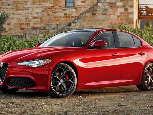 The Cheap Alfa Romeo Giulias Are Coming