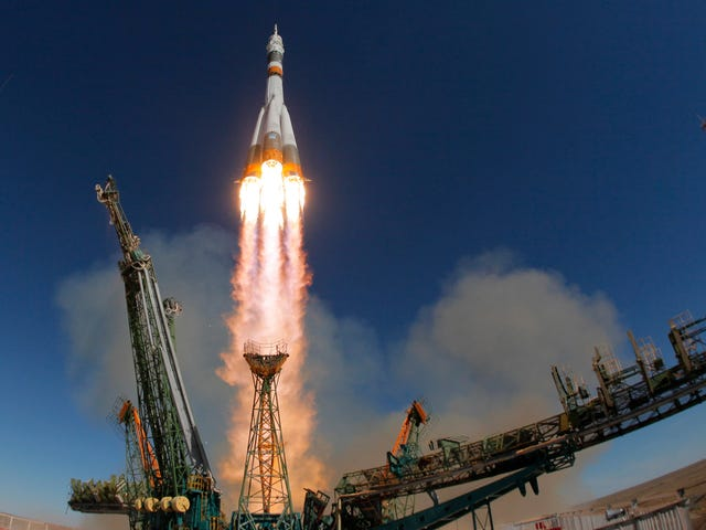 After Soyuz Failure, Space Is Now Weirdly Inaccessible to Astronauts