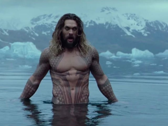 We Saw Epic New Footage From Aquaman and Shazam at CinemaCon