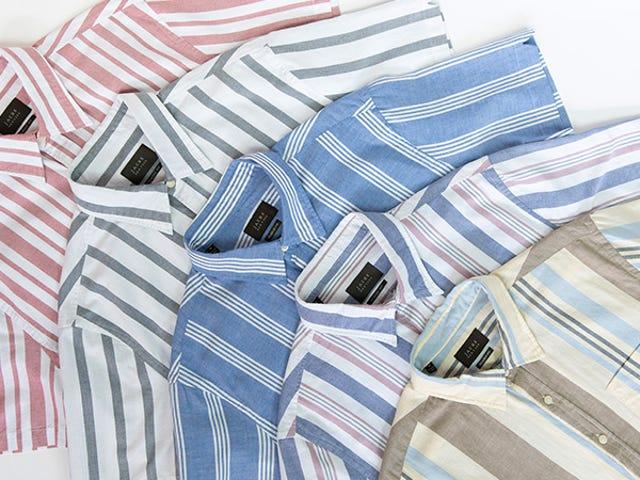 Lager op på korte ærmer skjorter til sommer fra Jachs