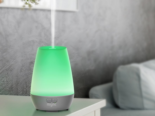 Freshen Up Your Home With A $10 Aromatherapy Diffuser