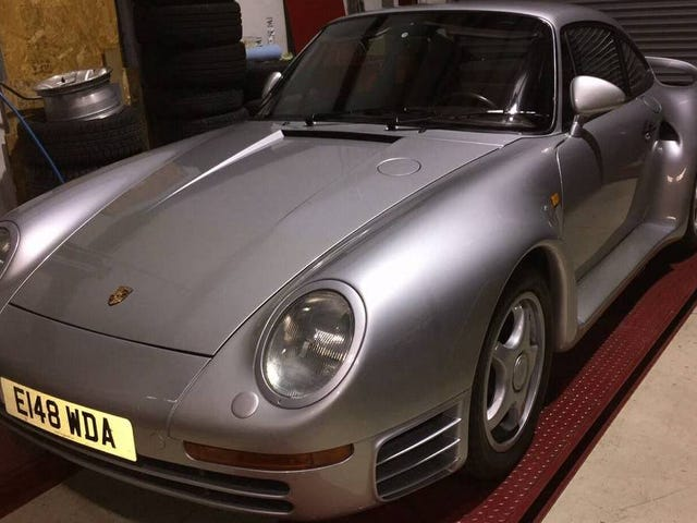 Here's A Porsche 959 For Sale For $1.2 Million On, Uh, Craigslist