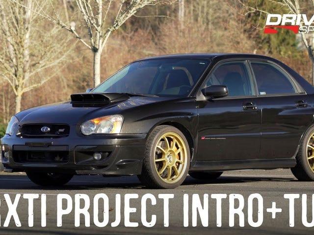 우리에게는 프로젝트 차가 있습니다 : 2004 WRX Intro + Tune