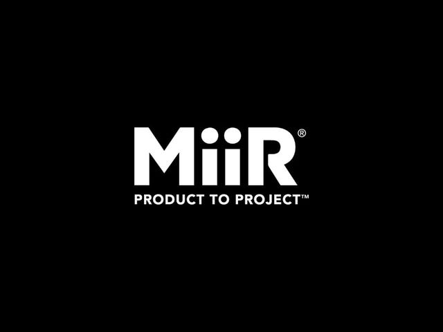 Pour One Out For Your Other Growlers And Go Buy MiiR's