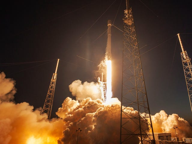 NASA Will Use a Previously-Flown SpaceX Rocket for Its Next Supply Mission