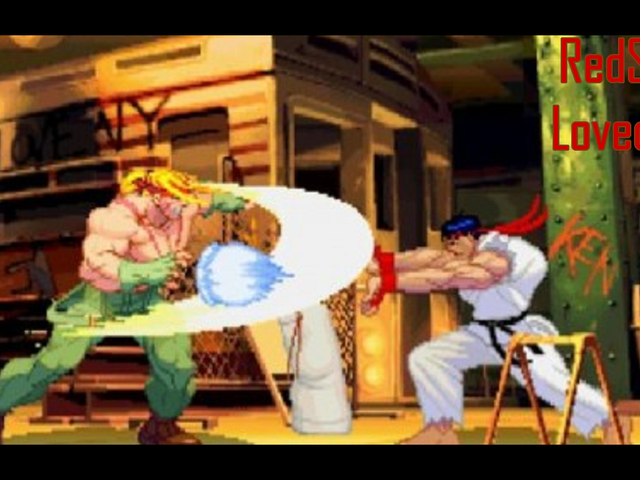 A Jazz 'n Hip Hop Hybrid That Grooved, Courtesy of...Street Fighter??