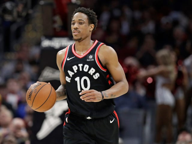 Spring Is Here, And That Means It's Time For The Toronto Raptors To Wither And Die