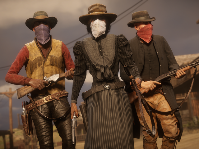 Rockstar Currently Has No Plans For Red Dead Redemption 2 Single-Player DLC