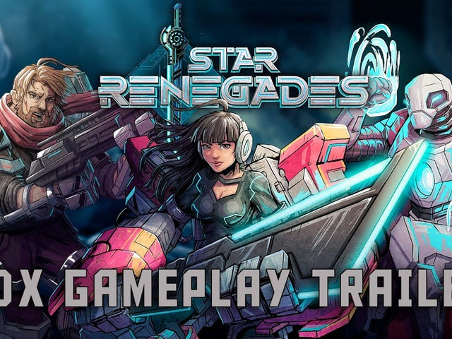 Star Renegades' art style looks even hotter in this new trailer