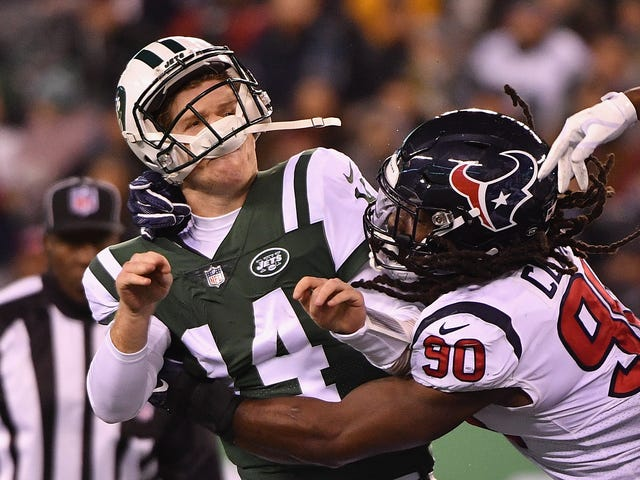 Les Texans Stiffing Jadeveon Clowney