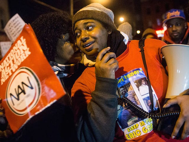 Erica Garner Says She Was Lied to So That She'd Appear at Obama's Town Hall on Race Relations