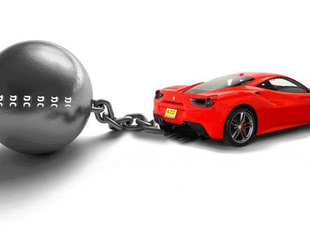 Hier ist, was Ferrari Odometer Rollback Verwirrung könnte für die Auto-Welt bedeuten