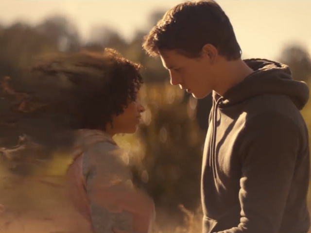 The Darkest Minds' Newest Teaser Is All About Romance