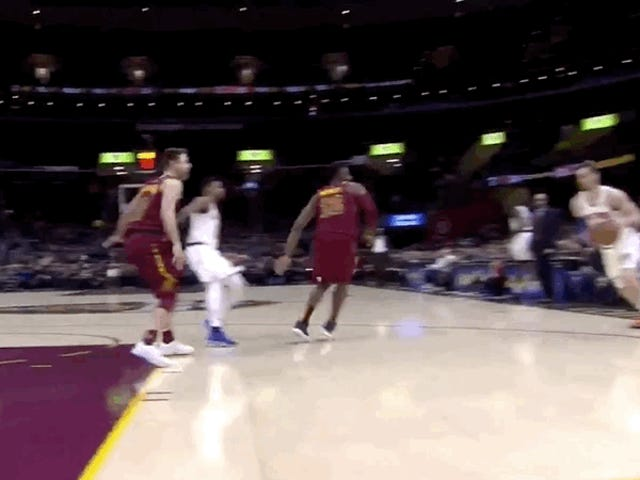 Mario Hezonja Interrupts Dreary Tank-Off To Murder Poor Marquese Chriss