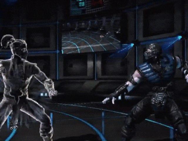 Người chơi <i>Mortal Kombat X</i> cách sử dụng các nhân vật không thể chơi được