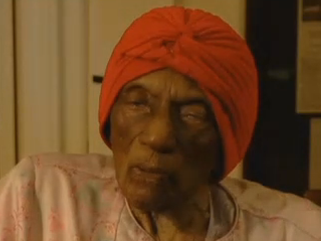 107-Year-Old Daughter of a Slave Ready to Cast Her Vote Once More