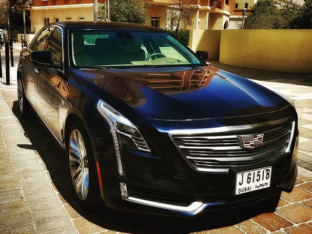 Give Me a Cadillac CT6 V with a Track Pack