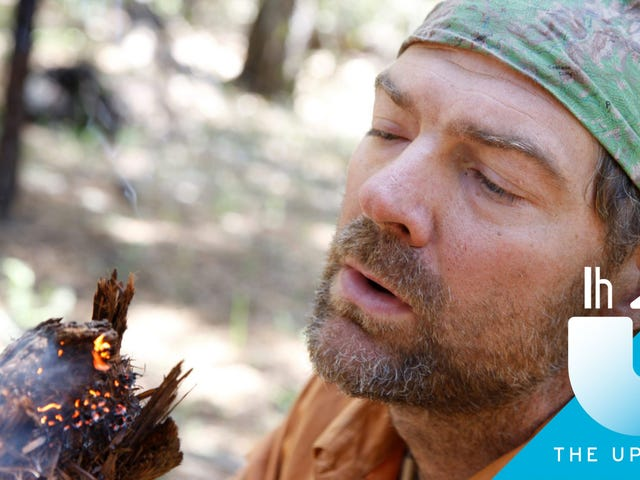 Survivorman의 Les Stroud로 더 강해지는 법