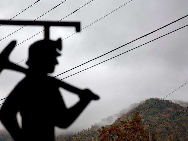"""""""Po prostu się modlę"""": górnicy boją się wpływu, jaki Covid-19 mógł mieć w kraju węgla"""