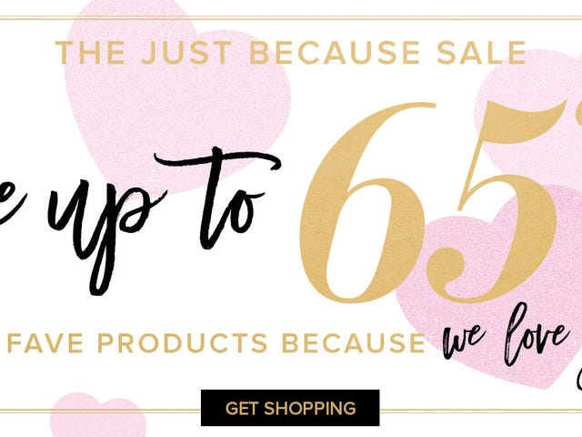 Too Faced Cosmetics is Doubling Down On Their Sale Section With Extra Discounts