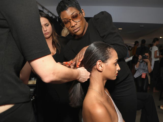 Creating Trends, One Tress at a Time: How Ursula Stephen Does NYFW