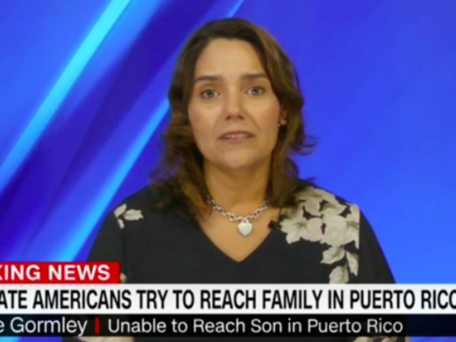 Mother Desperate to Find Son in Puerto Rico Begs Trump to Stop Talking About Football and Help