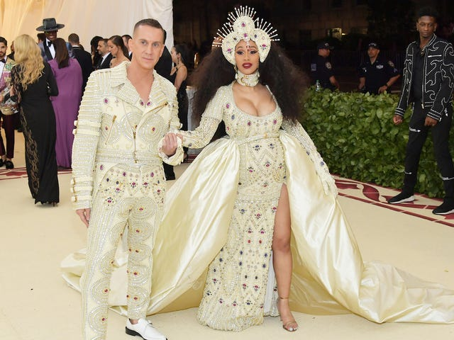 Every Sacred, Sacrilegious, and Fully Heathen Look at the Met Gala 2018
