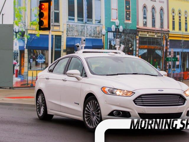 L'assaut de la voiture autonome commence à se développer en 2020