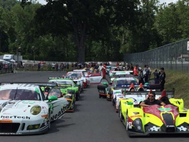 We're Snapchatting From IMSA At Lime Rock Park, So Come Watch With Us