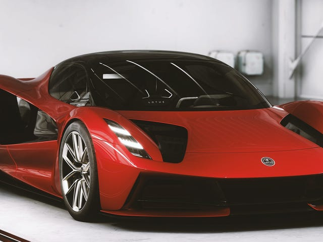 Lotus's Last Combustion-Engined Car Will Be An 'Accessible Sports Car': Report