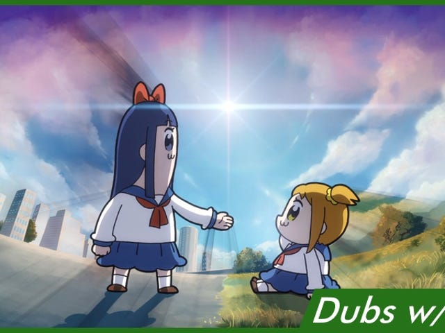 Dubs w/ Dil: Pop Team Epic