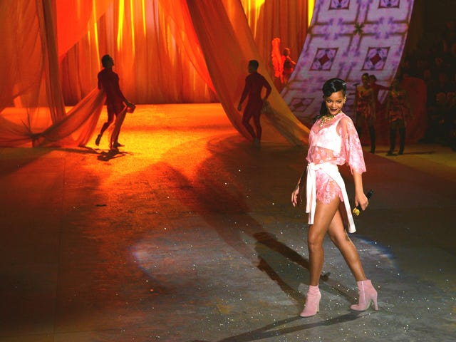 Wild Thoughts: What Would a Lingerie Line From Rihanna Look Like?
