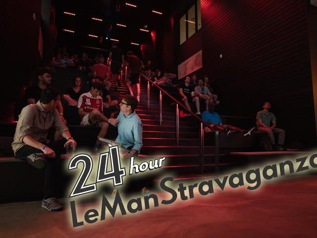 今晚在我们的LeManstravaganza来玩汽车琐事 - 如果你认为你足够好