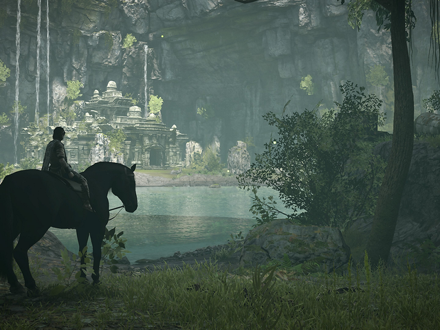 The Week In Games: Colossi Get A Makeover