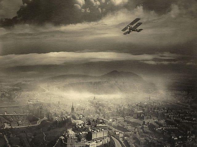 Edinburgh from the Air