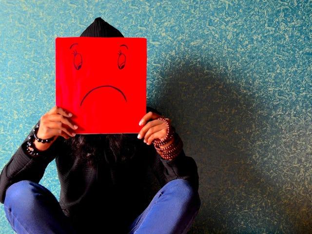Lad dine børn se dine negative følelser