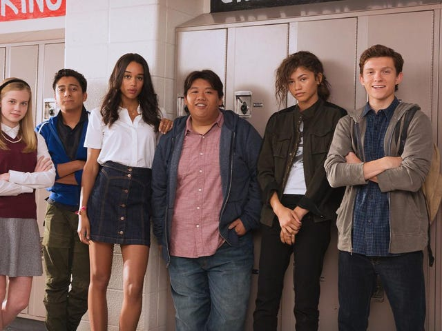 Spider-Man: Homecoming Diversity Push Makes No Spidey-Sense