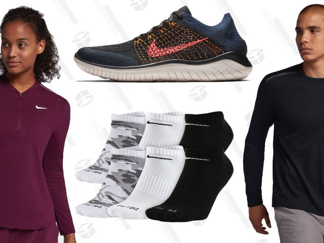 Work Up a Sweat With an Extra 25% Off Nike's Entire Clearance Section