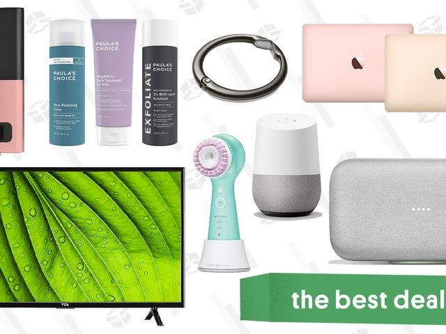 Tawaran Terbaik Selasa: MacBook, Beranda Google, Pilihan Paula, dan Lainnya